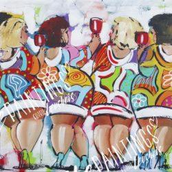 Vrouwenfeestje